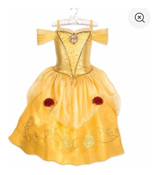 Vestido Bella Disney Original