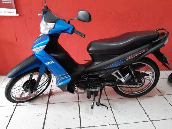 Yamaha Crypton 115 K 2014 Azul