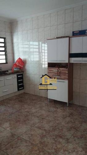 Casa Com 2 Dormitórios Para Alugar, 131 M² Por R$ 900,00/mês - Jardim Heitor Rigon - Ribeirão Preto/sp - Ca0752