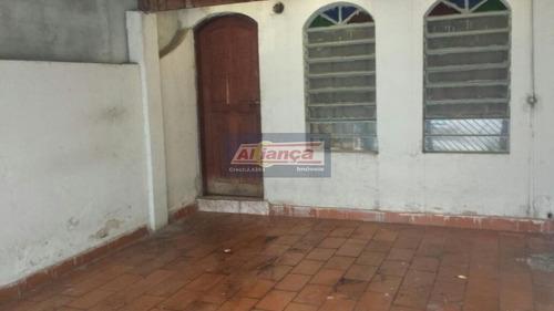 Sobrado Residencial À Venda, Jardim Santa Mena, Guarulhos - So0068. - Ai217