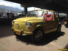Fiat Topolino Convertible