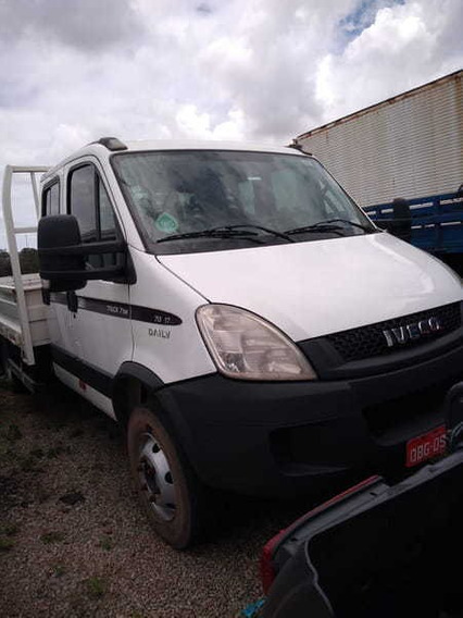 Iveco Daily 70 C 17 Hd Truck 2013
