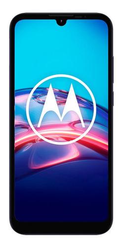 Celular Libre Motorola E6s Gris