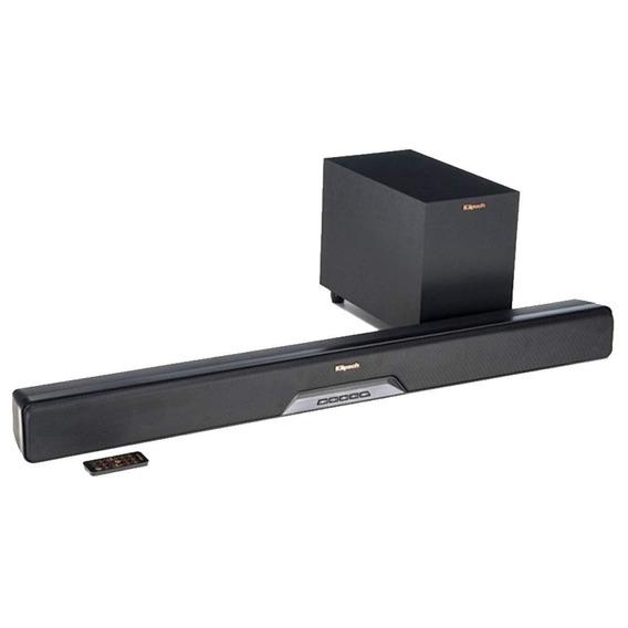 Soundbar C/ Subwoofer /usb /bt 2.0 /wireless Rsb 6 Klipsch