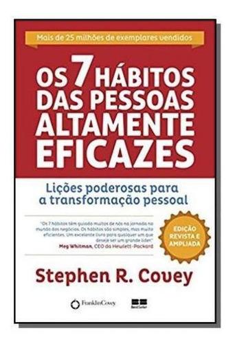 Sete Hábitos Das Pessoas Altamente Eficazes, Os - Edição