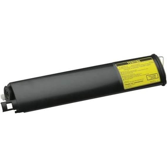 Toner Toshiba T-281c-y T281cy Yellow 251c 351c 451c 10k