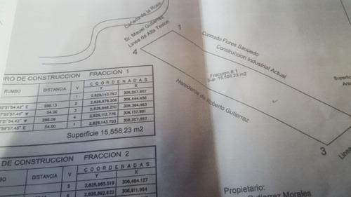 Imagen 1 de 1 de Terreno De 15,500 M2 En Parque Industrial Ramos Arizpe