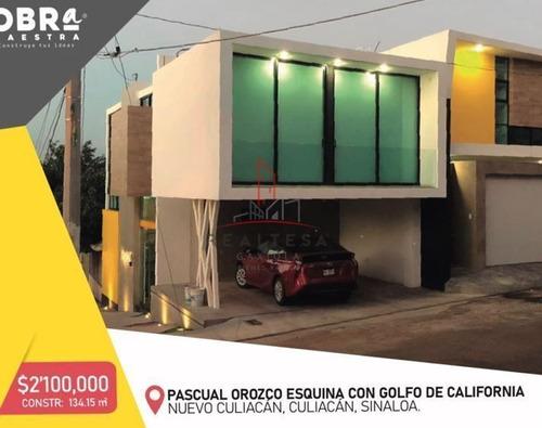 Imagen 1 de 6 de Oficinas En Venta Nuevo Culiacan 2,100,000 Solmon Rg1