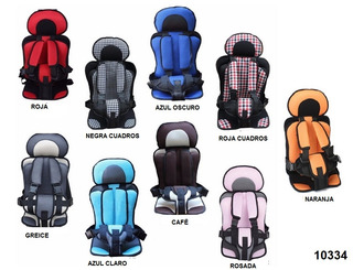 Silla Carro Bebe Infantil Pro De 0- 6 Años - W01