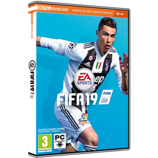 Fifa 19 Pc Codigo De Descarga Origin 100% Original