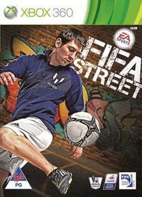 Fifa Street Jogos Xbox 360