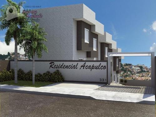 Casa Para Venda Em Atibaia, Jardim Santo Antônio, 2 Dormitórios, 1 Banheiro, 1 Vaga - Ca00799_2-1138655