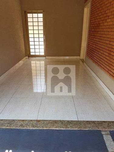 Imagem 1 de 20 de Casa Com 2 Dormitórios À Venda, 104 M² Por R$ 200.000,01 - Ipiranga - Ribeirão Preto/sp - Ca0552
