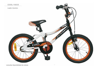 Bicicletas Rod. 15 Niño Alumunio