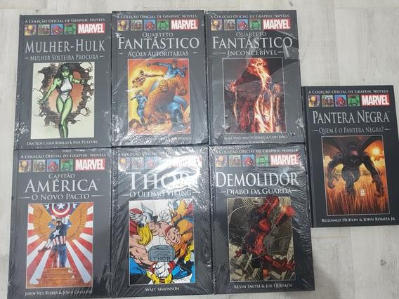 Graphic Novels Salvat Marvel Diversas Edições