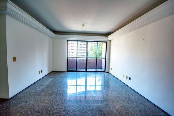 Apartamento 3 Quartos No Dionísio Torres - Garagem