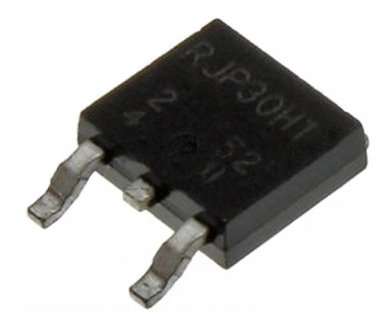 Kit C/ 4 Pçs Transistor Rjp30h1 - Smd Novo E Original