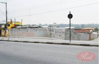 Terreno Na Av. Prudente De Moraes - Centro - Suzano - Te0176