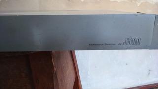 Multisource Switcher Nv J500 Panasonic.-