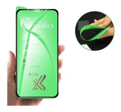 Vidrio Templado Ceramico 9d iPhone 11/11pro/max No Se Rompe