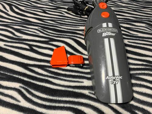 Imagen 1 de 2 de Aspiradora Para Auto 12v Black & Decker