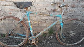 Antigüa Bicicleta De Paseo De Niño Rodado 18