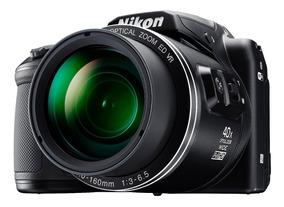 Cámara Nikon Coolpix B500 Negro Long Zoom