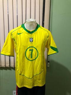 Camisa De Jogo Seleção Brasileira Adriano Imperador