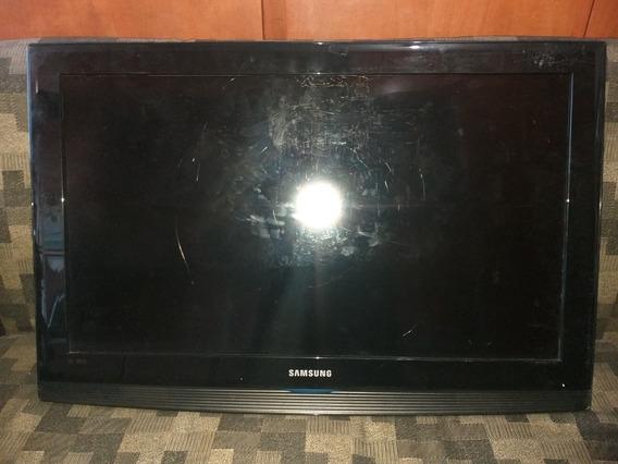 Televisão Tv Samsung Lcd 32 Com Defeito