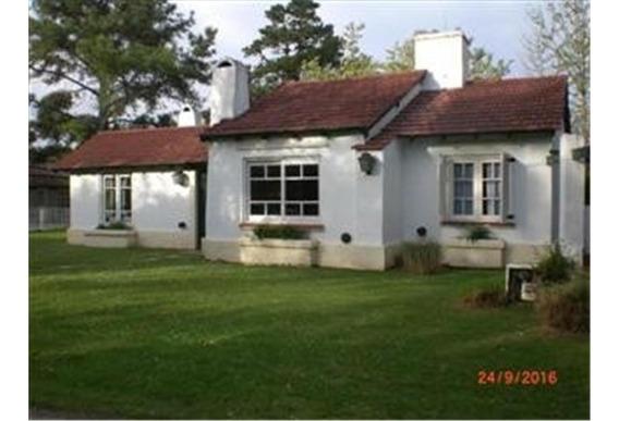 Venta Casa Sobre 2 Lotes En Country Loma Verde