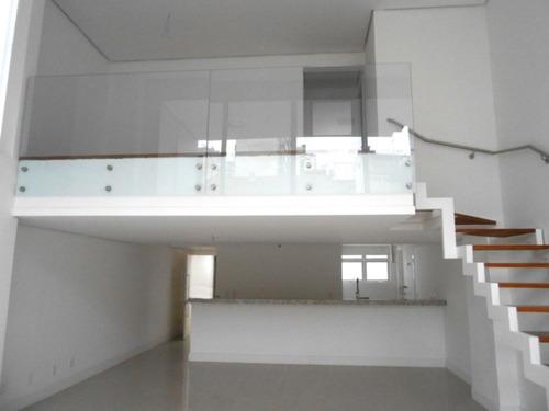 Apartamento Cobertura Com 2 Dormitórios  - 3676