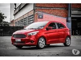 Ford Ka 2017, Minimo Anticipo Y Cuotas Sin Interes!!