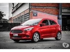 Ford Ka 2018, Minimo Anticipo Y Cuotas Sin Interes!!