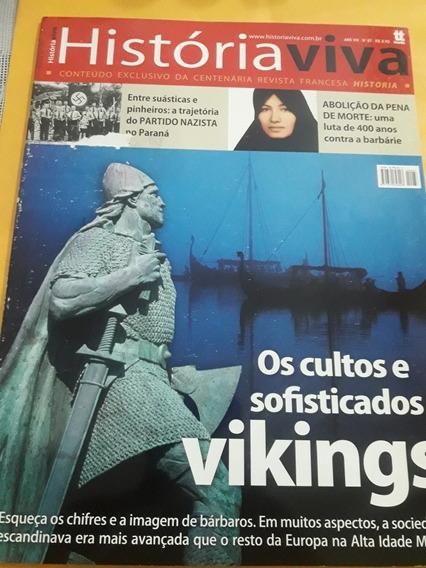 Revista História Viva - Os Vikings