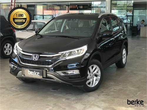 Honda Cr-v Exl 2.0 16v 4wd Flexone Aut.