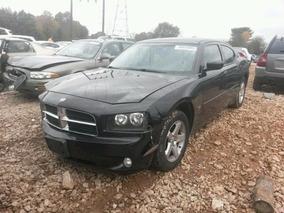 Dodge Charger 2010 Motor 3.5 Transmision Autopartes Usadas