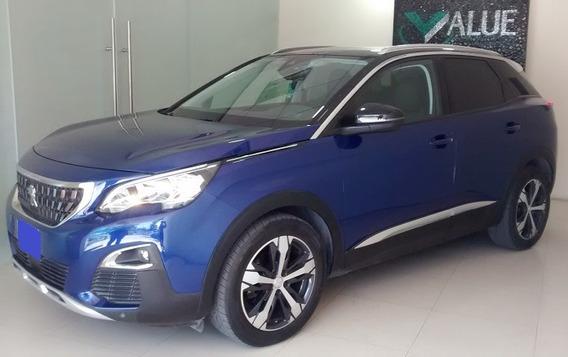 Peugeot 3008 Alure Pack Azul