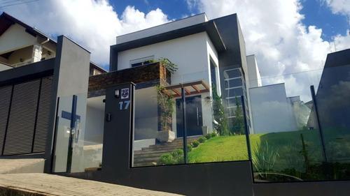 Imagem 1 de 27 de Casa No Glória Com 4 Quartos Para Venda, 325 M² - Lg3883
