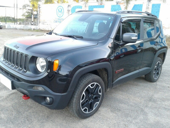 Jeep Renegade 2.0 Trailhawk 4x4 Aut. 5p 2016