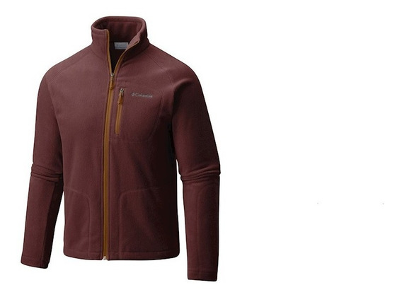 Jaqueta Fleece Columbia Fast Trek Ii Full Zíper