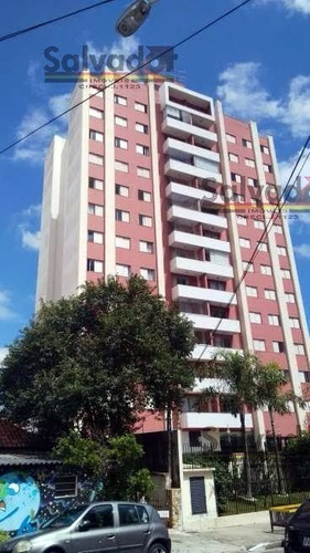 Apartamento Em Vila Gumercindo  -  São Paulo - 4852