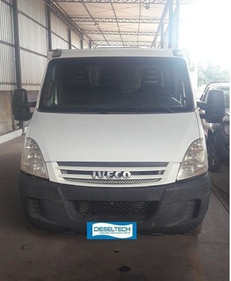 Caminhão Iveco Cabine Suplementar 7 Lugares - R$ 55.000,00