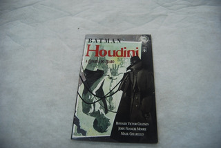 Hq Dc Batman Houdini A Oficina Do Diabo Editora Abril