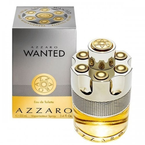 Perfume Azzaro Wanted Edt 50ml Original E Lacrado