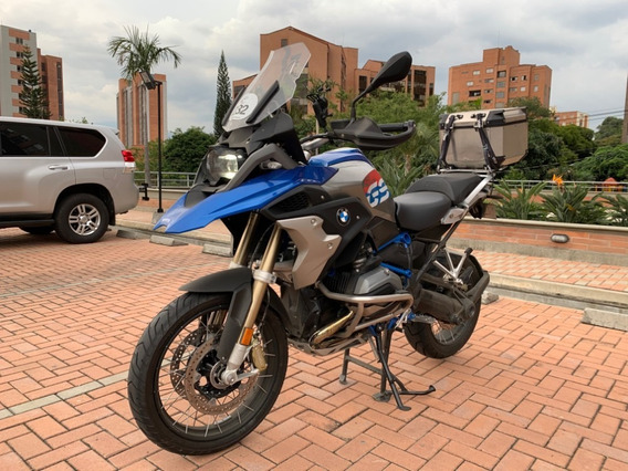 Bmw R1200 Gs Rally Ss 2018