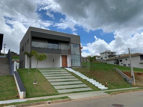 Linda Casa Em Condomínio De Alto Padrão - Ca1347