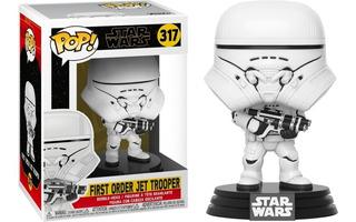 Funko Pop! Star Wars: First Order Jet Trooper #317