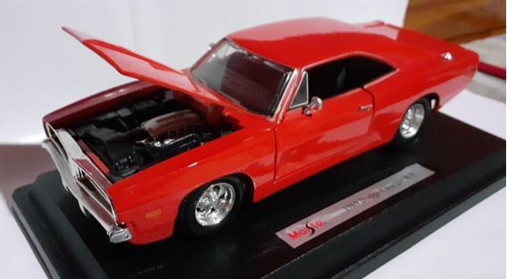 Dodge Charger Rt 1/24