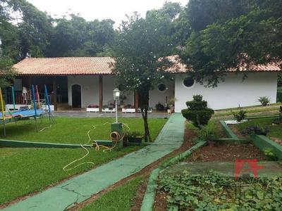 Chácara Completa Residencial À Venda, Mãe Dos Homens, Bragança Paulista. - Ch0143