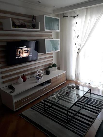 Apartamento Em Jardim Anália Franco, São Paulo/sp De 76m² 3 Quartos À Venda Por R$ 575.000,00 - Ap235522